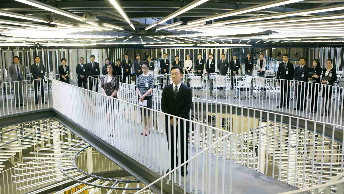 """""""Office"""" Johnnie To / BAFICI 2016 – by GuillermoBruno"""