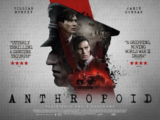 """Anthropoid"", dirigida por Sean Ellis by Guille Bruno"
