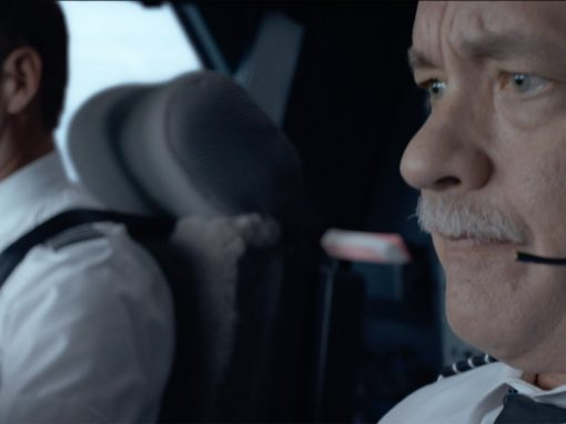 """Sully"", dirigida por Clint Eastwood by Guille Bruno"