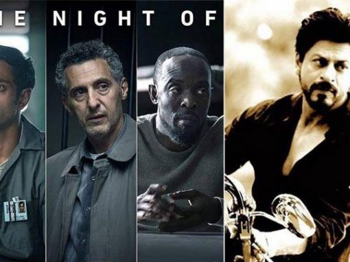 "Serie ""The Night Of"" por Richard Price y Steven Zallian by Guille Bruno"